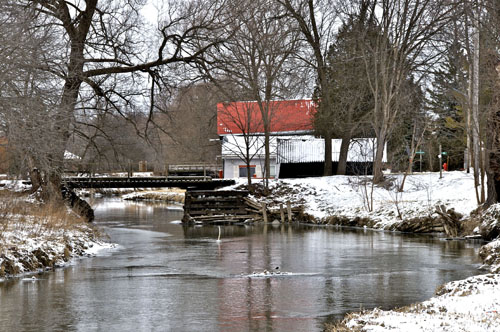 Coldwater River