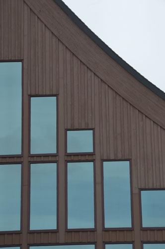 Windows of the Cardinal Golf Club, Newmarket
