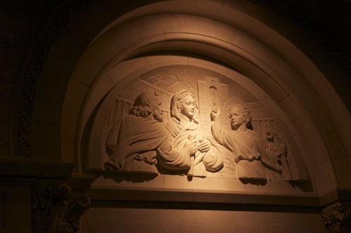 St Anne de Beaupre