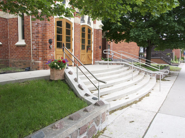 St Andrews Church, Barrie, Ontario