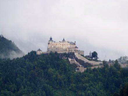 Hwerfen castle
